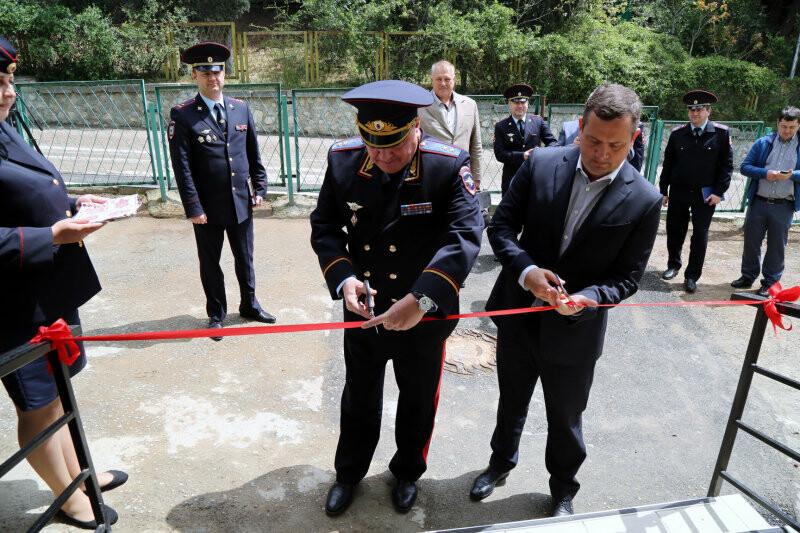 В Форосе открылся участковый пункт полиции, фото-1