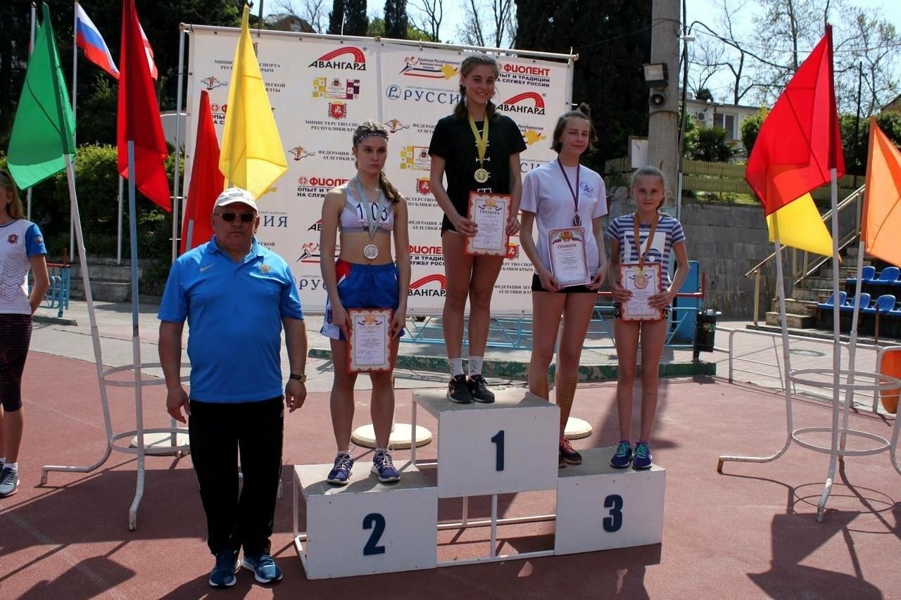 Атлеты из Ялты завоевали 23 медали на Чемпионате и первенстве РК по метаниям, фото-2