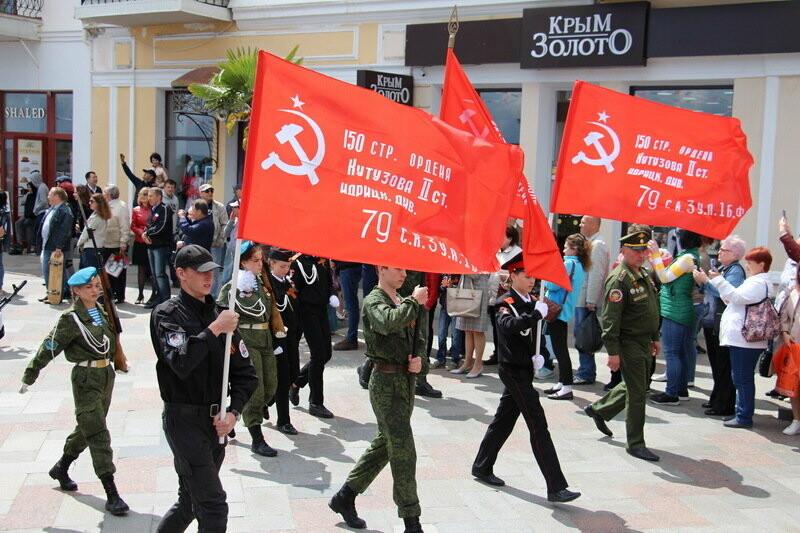 «Бессмертный полк» собрал в Ялте 20 тысяч участников, - Малашин , фото-2