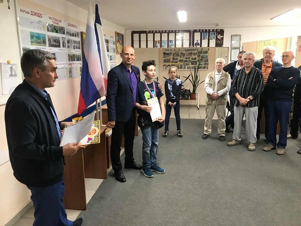 В Ялте на базе «ДЮЦФС» прошли соревнования по шахматам, фото-3