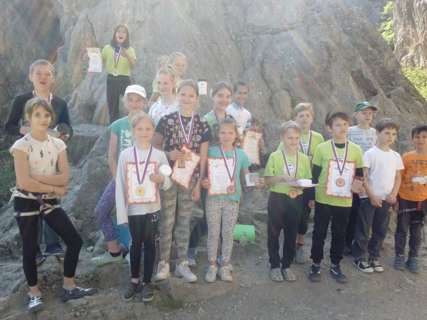 В Ялте прошел фестиваль скалолазания на естественном рельефе, - результаты, фото-1