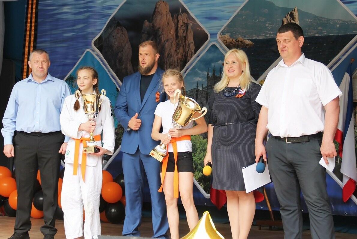 В Ялтинском регионе отметили День Победы, - все события , фото-3