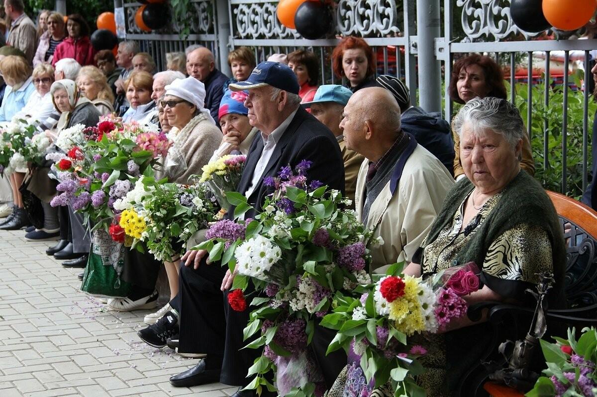 В Ялтинском регионе отметили День Победы, - все события , фото-6