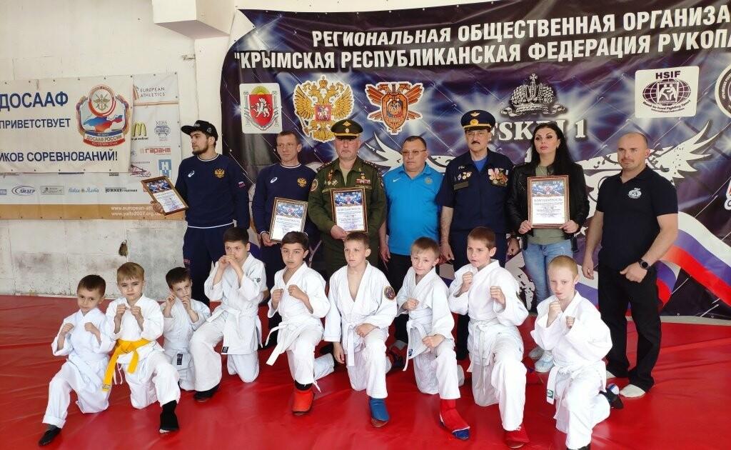 В Ялте прошел детско-юношеский фестиваль боевых единоборств , фото-1