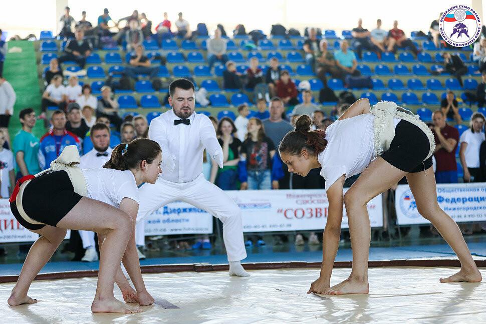 Спортсмены из Ялты - среди чемпионов Первенства России по сумо, фото-2