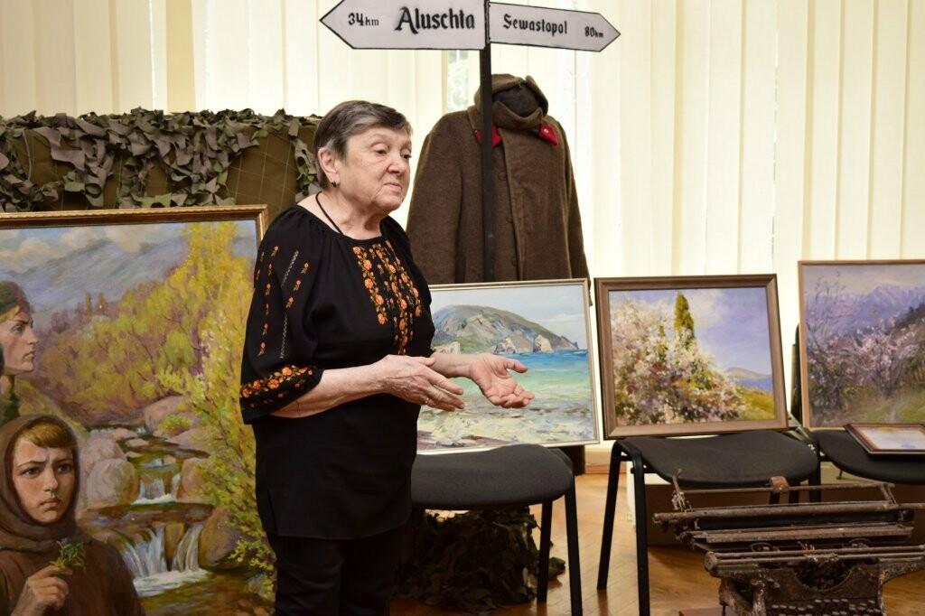 В Ялте впервые прошел «День дарения»: городской музей пополнился новыми экспонатами, фото-1