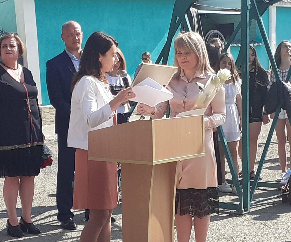 Школьников Ялты поздравили с окончанием учебного года, фото-3