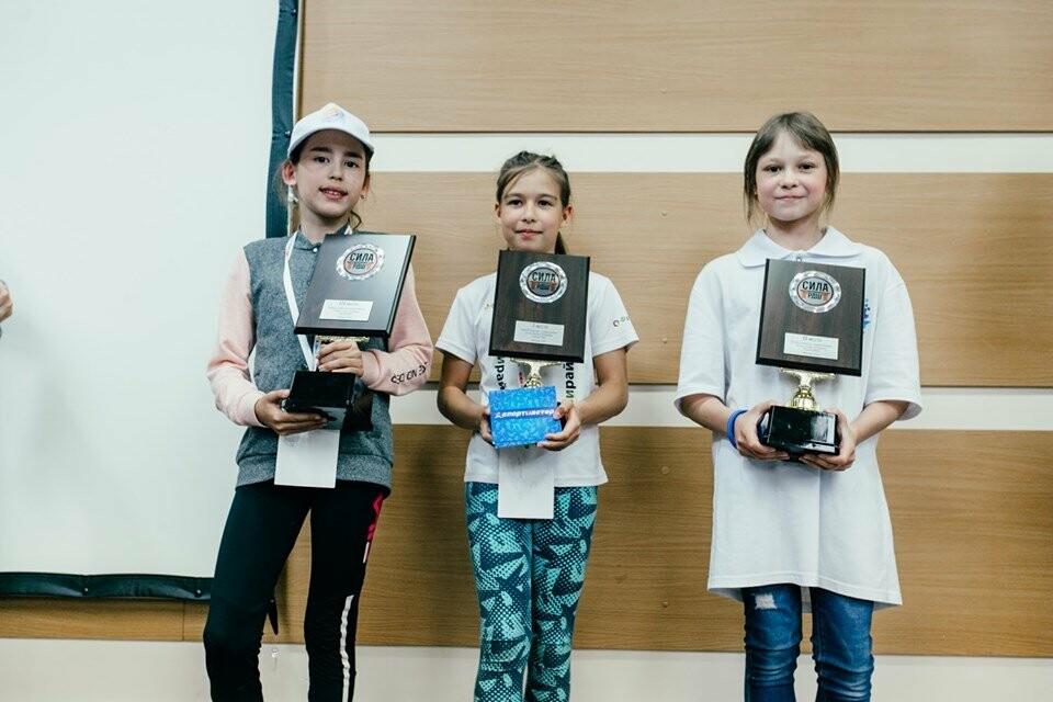 Школьница из Ялты признана самой сильной в России, фото-1