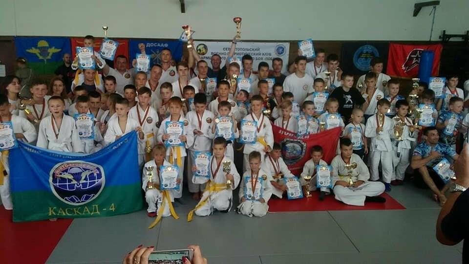 Представители Ялты - в числе победителей турнира по Армейскому рукопашному бою, фото-2