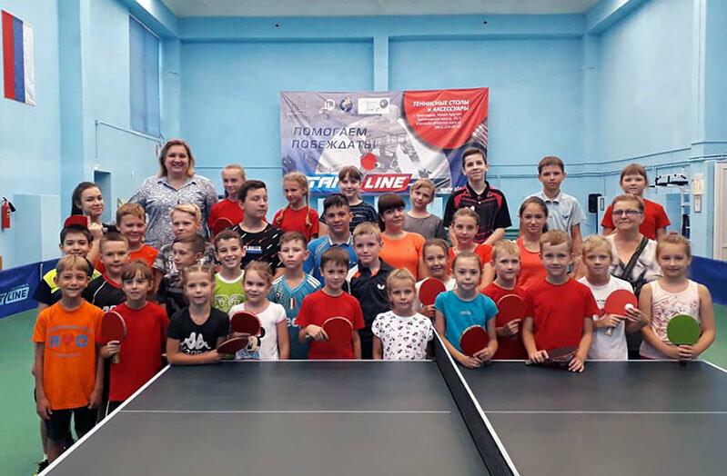 В Ялте завершил работу летний лагерь для юных мастеров настольного тенниса, фото-4