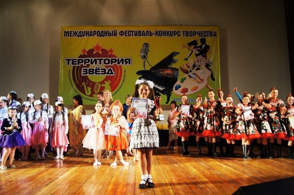 Конкурсантка из Ялты получила Гран-при Международного конкурса «Территория звёзд», фото-1