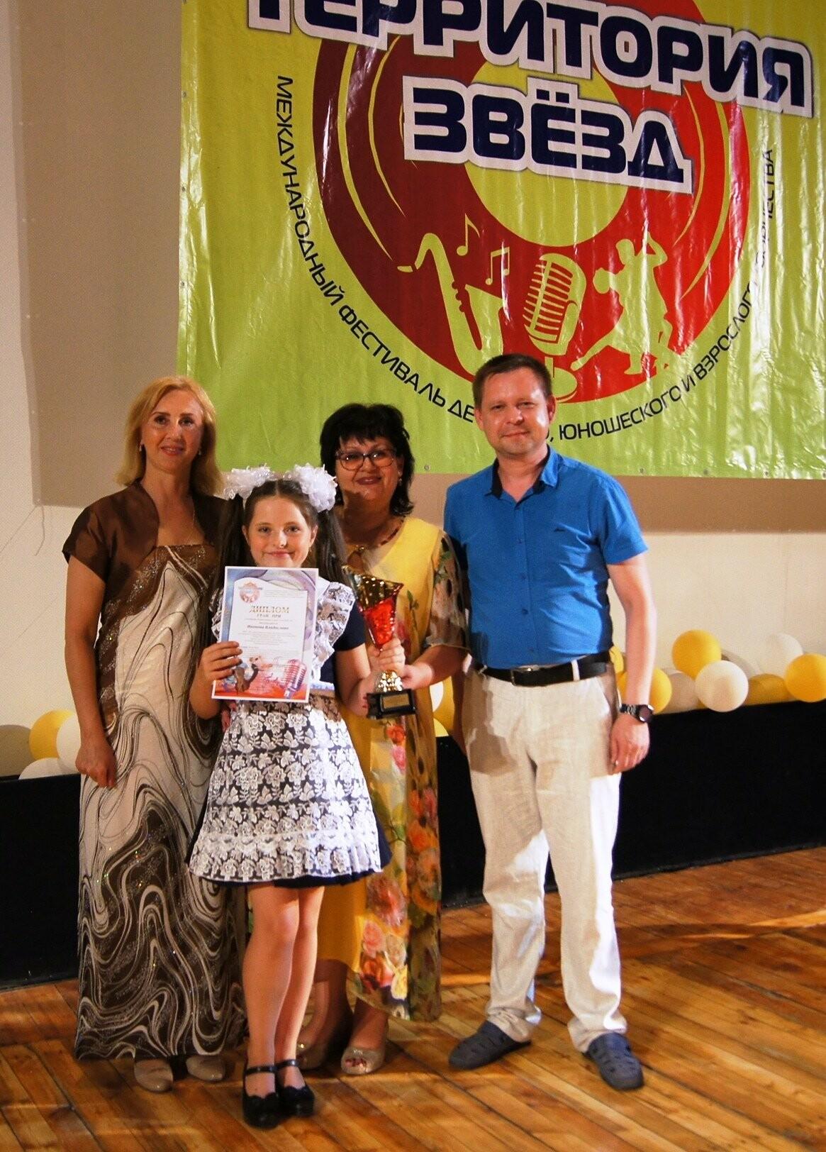 Конкурсантка из Ялты получила Гран-при Международного конкурса «Территория звёзд», фото-2