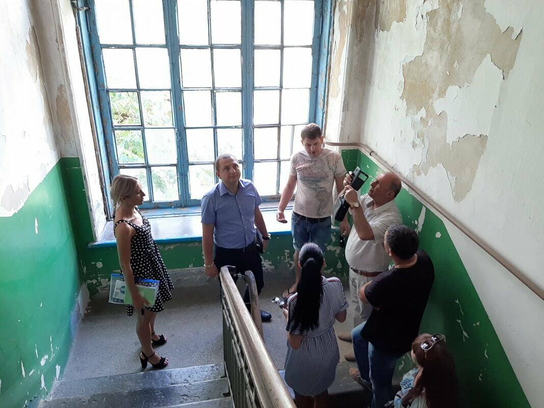 В Ялте прошли сходы жителей переулка Свердлова и ул. Дражинского, фото-2