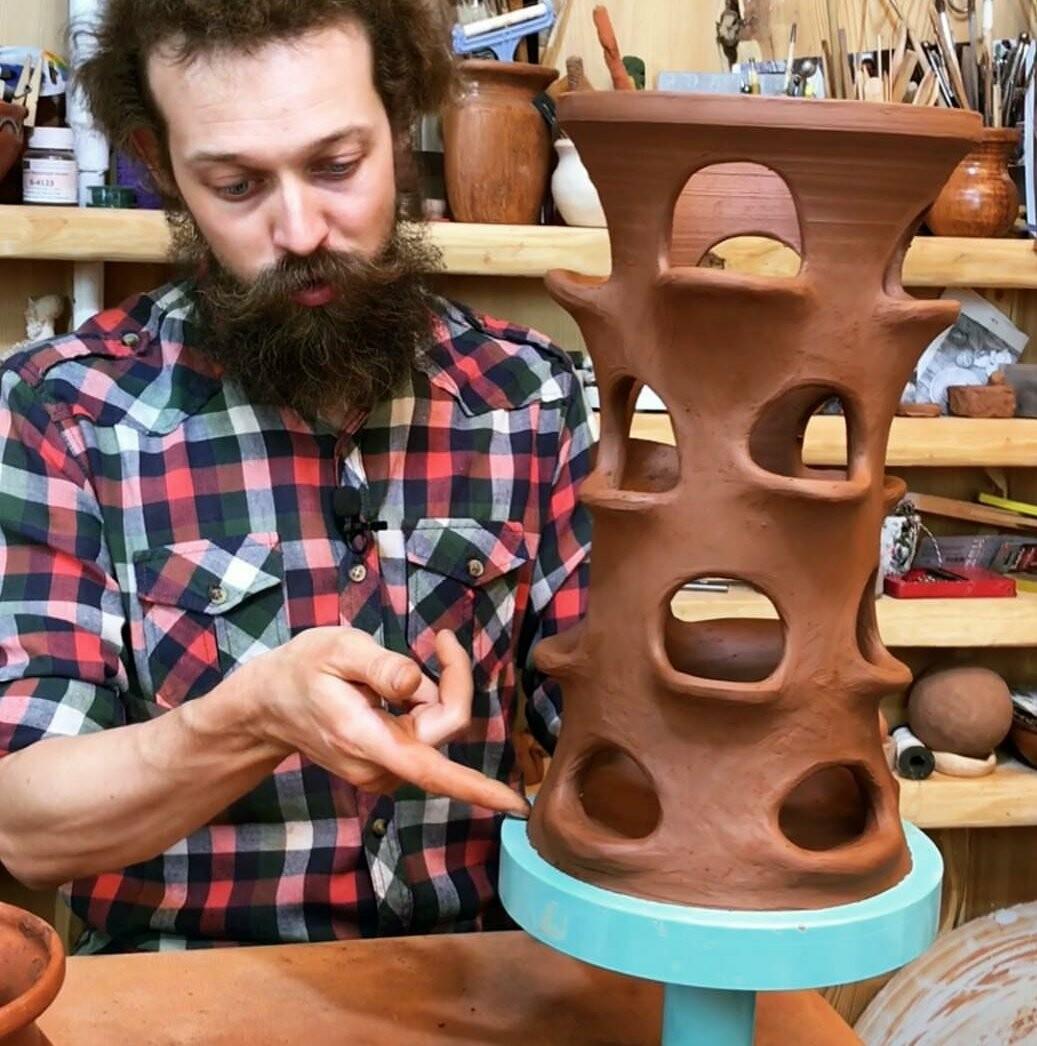 В Ялту приедет известный изобретатель и керамист Илья Калашников, фото-1