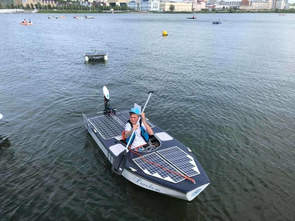 Юные моряки Ялты заняли 4 место на  Всероссийских соревнованиях «Солнечная регата» , фото-1