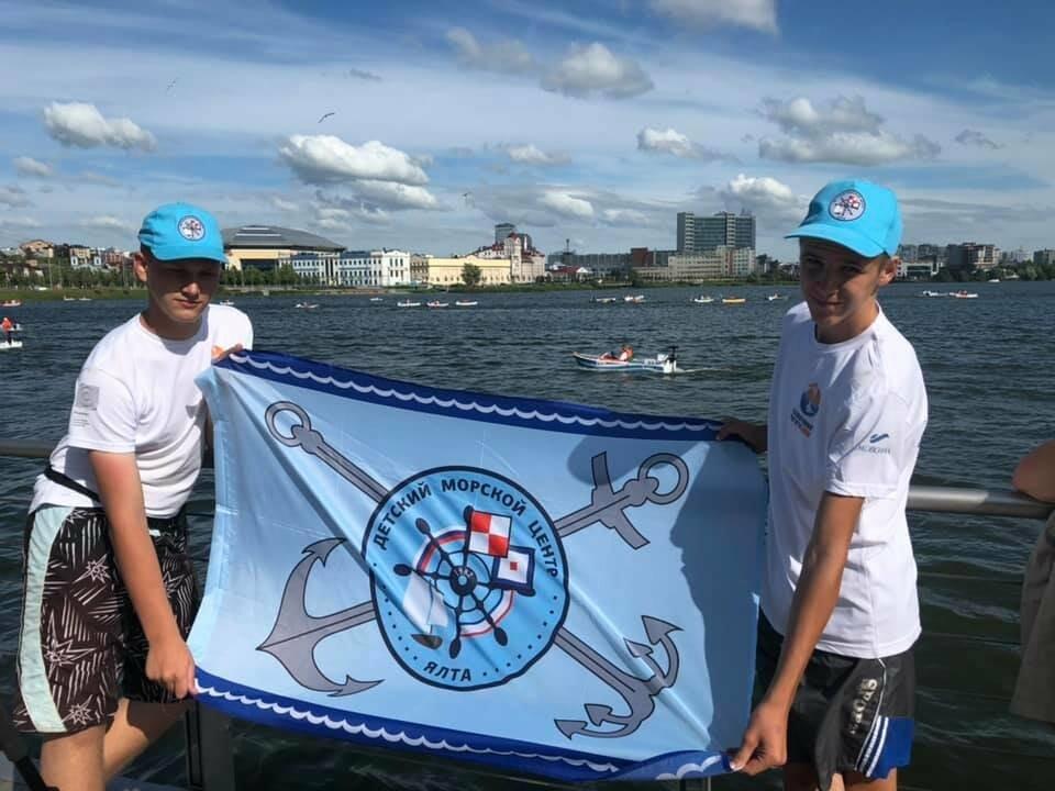 Юные моряки Ялты заняли 4 место на  Всероссийских соревнованиях «Солнечная регата» , фото-3