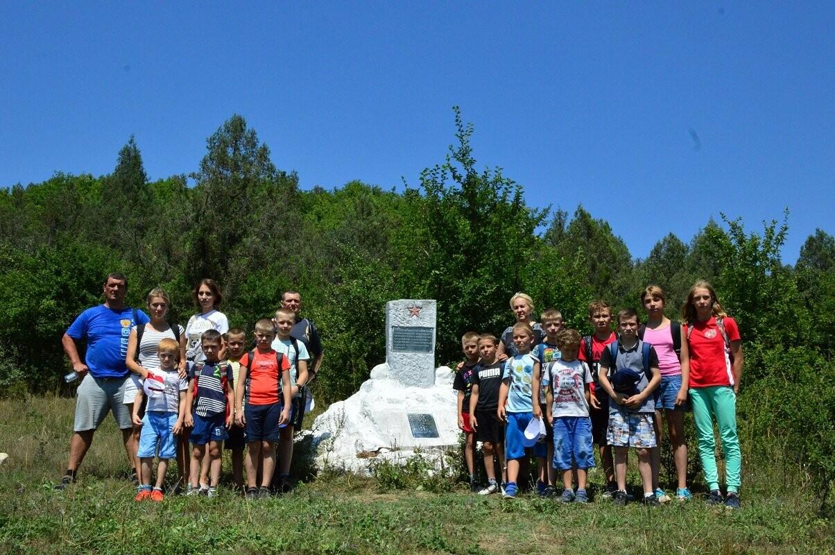 Юные спортсмены Федерации дзюдо Ялты покорили Чернореченский каньон Крыма, фото-2