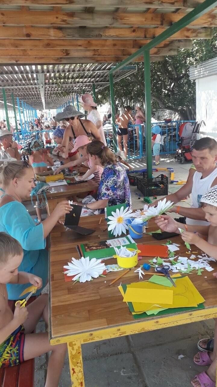 Сеть санаториев «Курорты Крыма» провела ряд праздничных программ в День семьи, фото-6