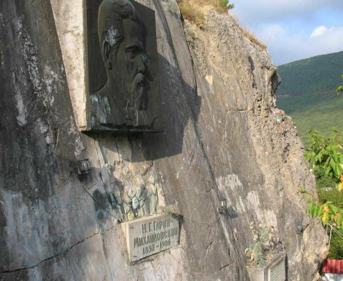 На перевал Ласпи вернут барельеф инженера, помогшего построить трассу Ялта - Севастополь, фото-2