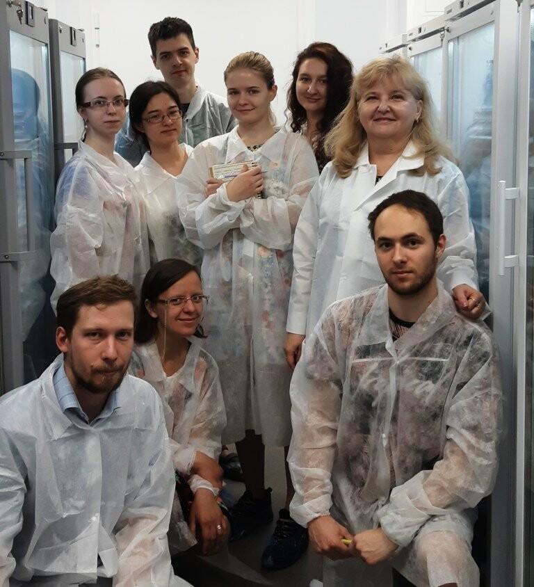 Лучшие барнаульские биологи прошли практику в Никитском саду, фото-1