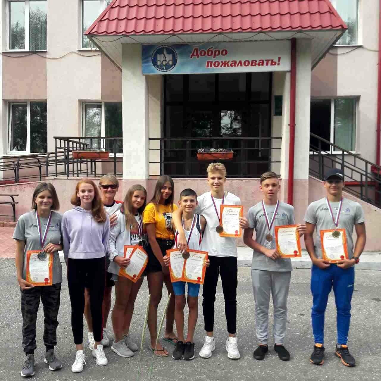 Легкоатлеты Ялты снова победили во Всероссийских соревнованиях, фото-2