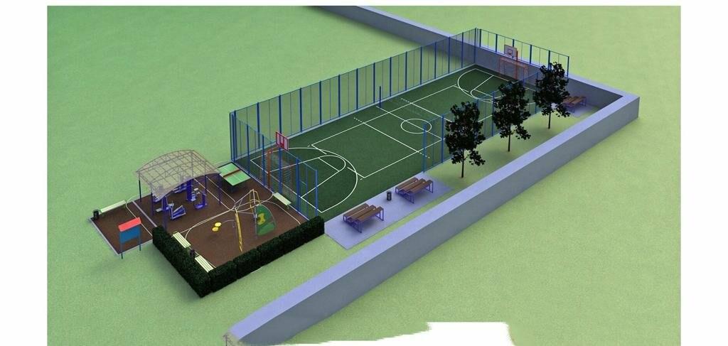 10 новых спортплощадок появятся в Большой Ялте: АДРЕСА, фото-1