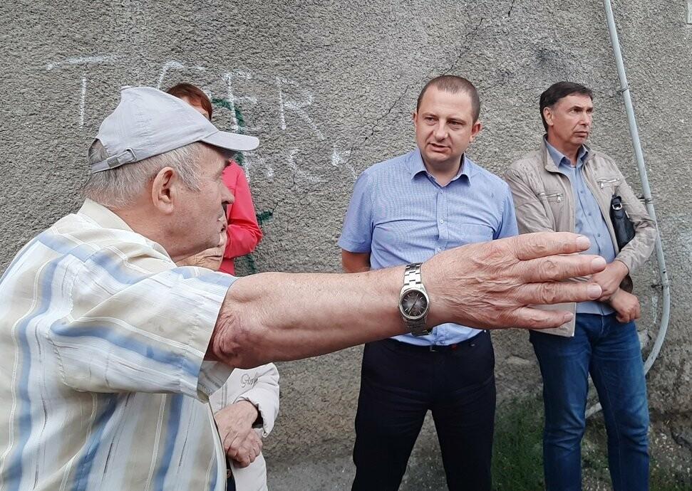 Жители улицы Подъёмная в Ялте жалуются на состояние дорог и лестниц, фото-3