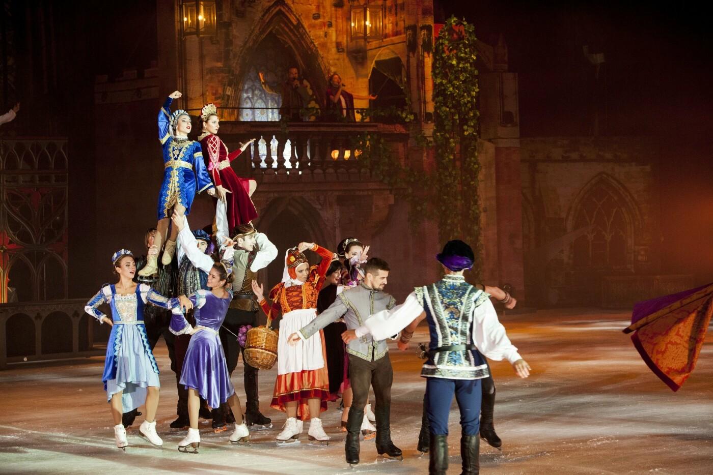 Магия льда: в Ялте стартовало шоу «Ромео и Джульетта», фото-2