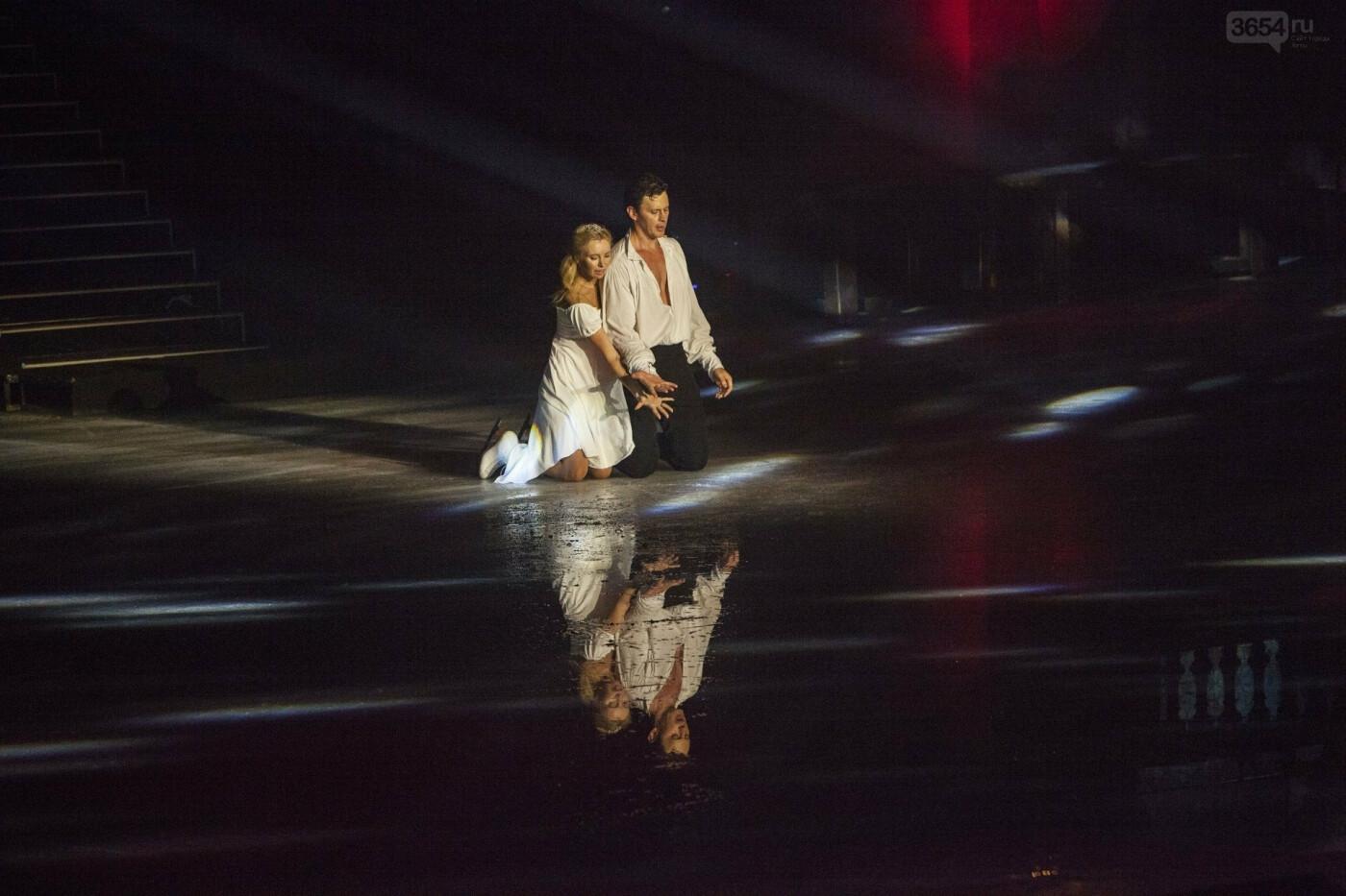 Магия льда: в Ялте стартовало шоу «Ромео и Джульетта», фото-3