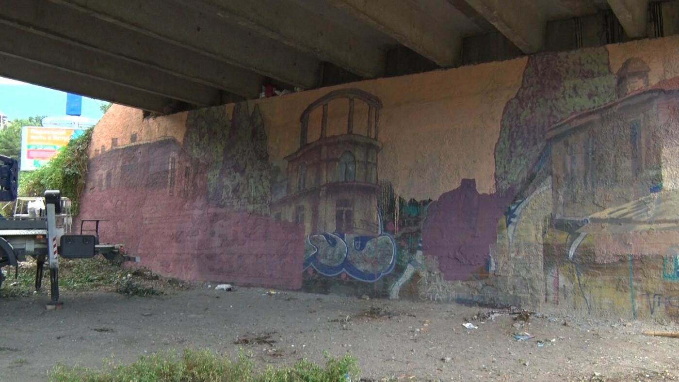 В Ялте появились два  впечатляющих стрит-арт объекта , фото-3