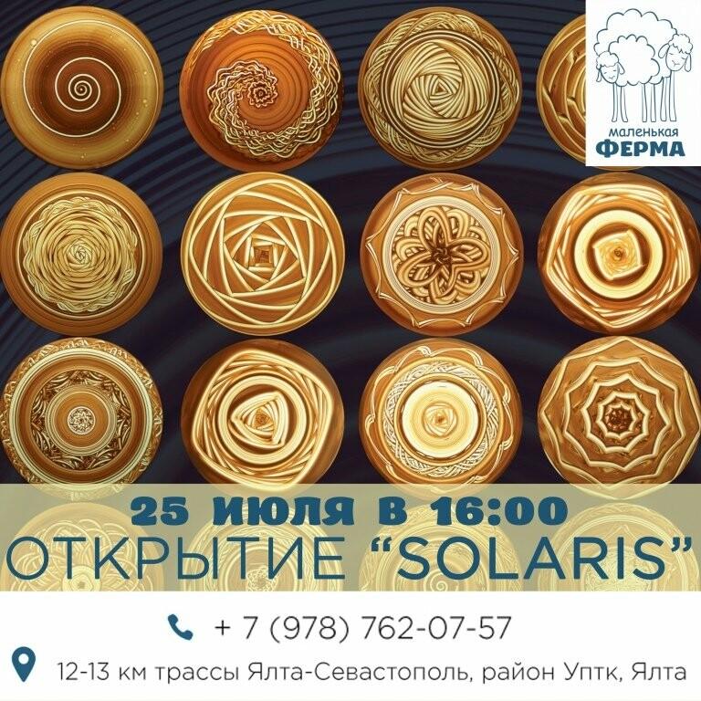 """На """"Маленькой ферме"""" открывается фестиваль керамики """"SOLARIS"""", фото-2"""