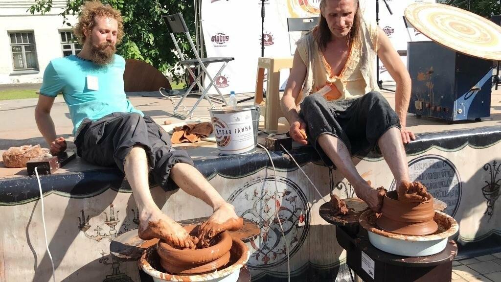 """На """"Маленькой ферме"""" открывается фестиваль керамики """"SOLARIS"""", фото-1"""