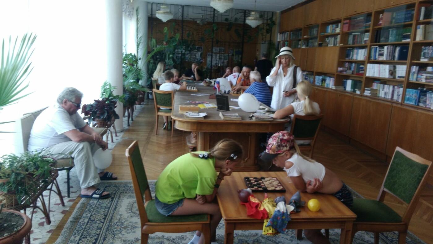 """Санаторий """"Дюльбер"""" проводит ряд творческих мероприятий для отдыхающих и местных жителей, фото-1"""
