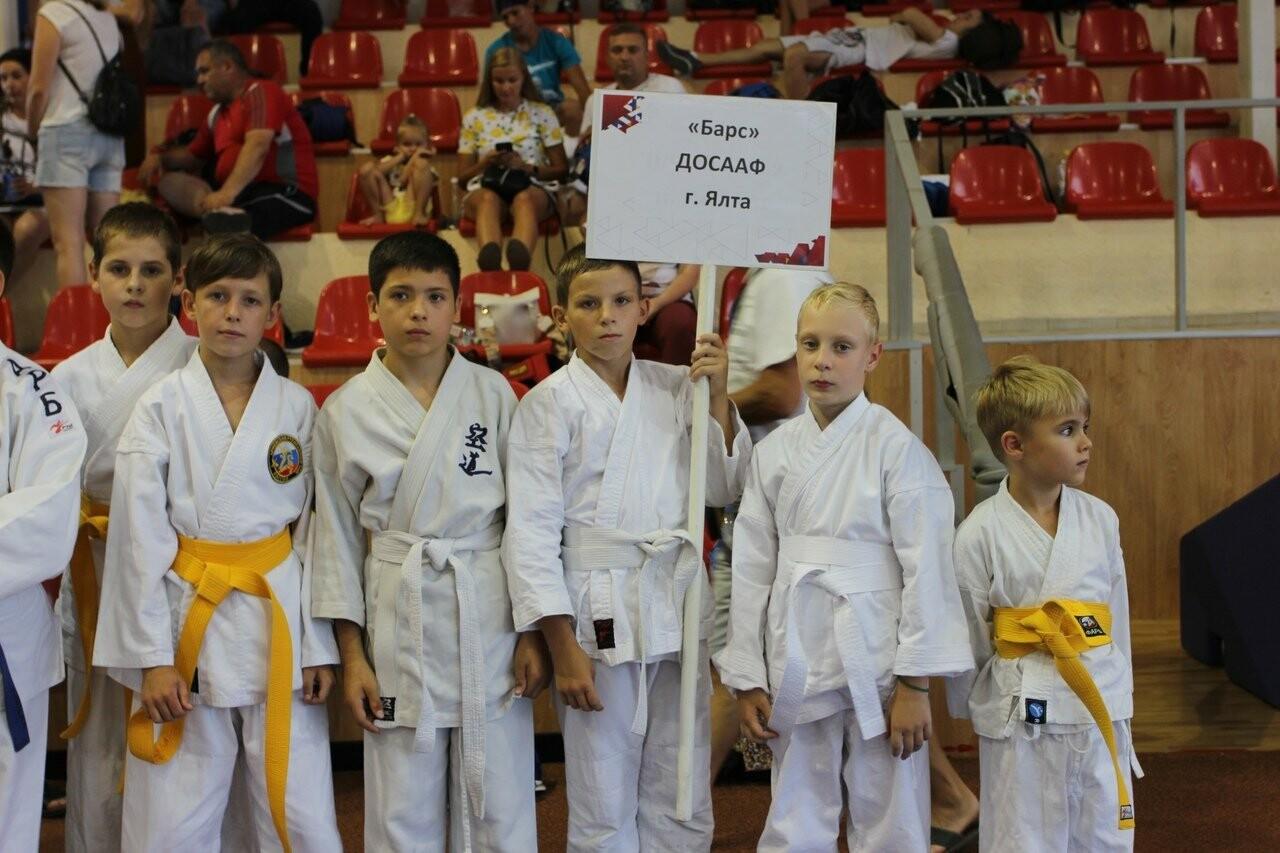 Команды из Ялты завоевали медали на Международном турнире по Армейскому рукопашному бою (ОБНОВЛЕНО), фото-1