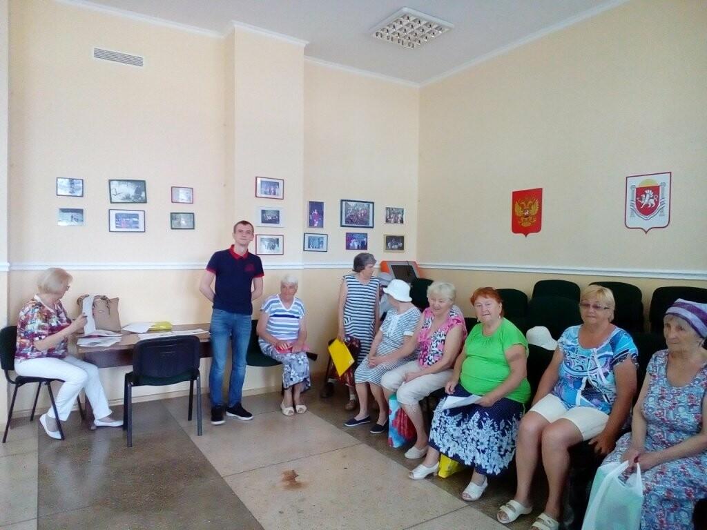 Мобильная бригада Центра соцобслуживания Ялты осуществила выезд к пожилым гражданам, фото-2