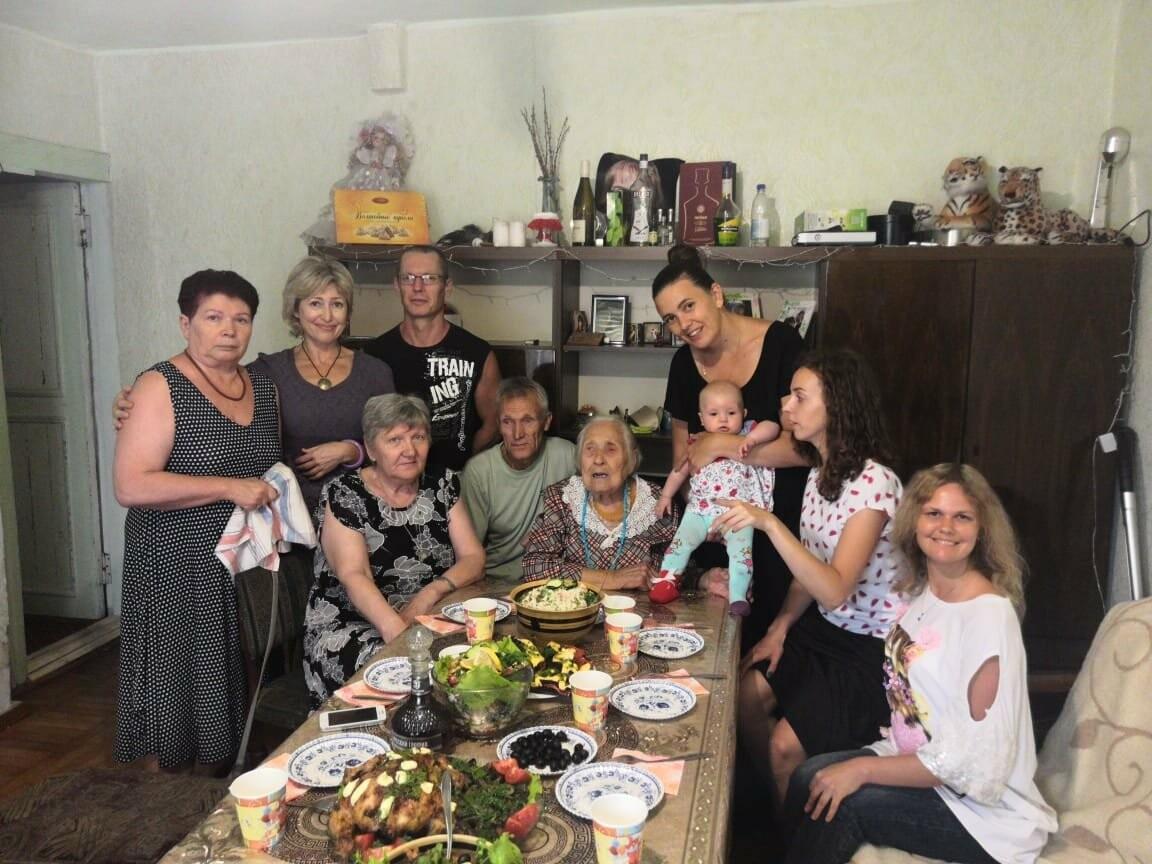 Двух жительниц Ялты поздравили с юбилеями: 95 лет, фото-1