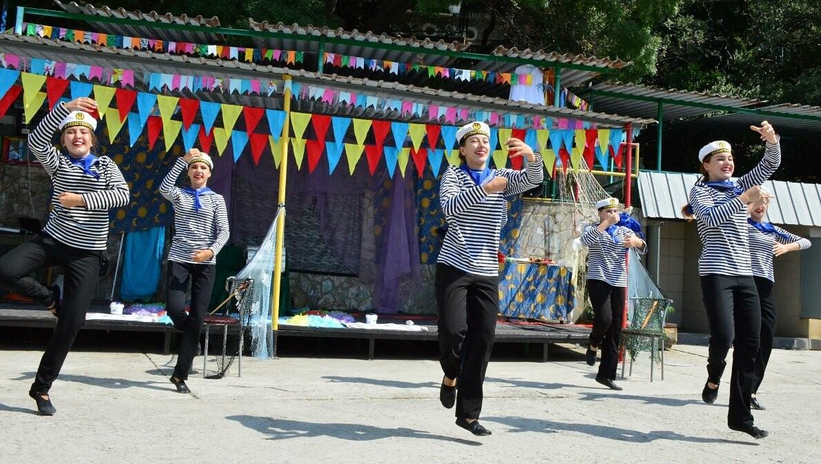 День ВМФ сеть санаториев «Курорты Крыма» отметила концертными программами, фото-2