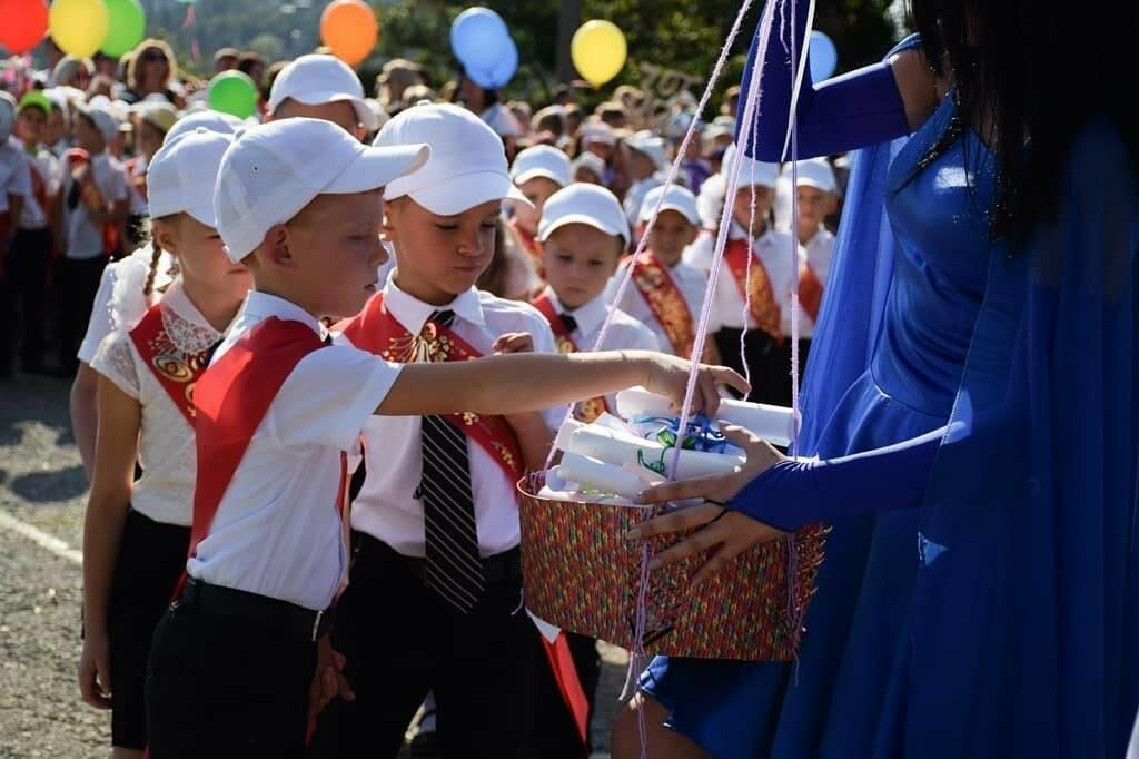 В Ялте официально стартовал новый учебный год, фото-2