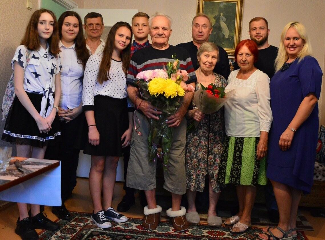 В Гаспре поздравили с 92-летием ветерана ВОВ и труда Ивана Михайлова, фото-2