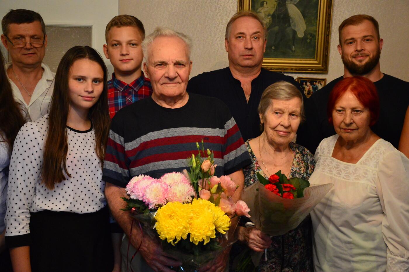 В Гаспре поздравили с 92-летием ветерана ВОВ и труда Ивана Михайлова, фото-3