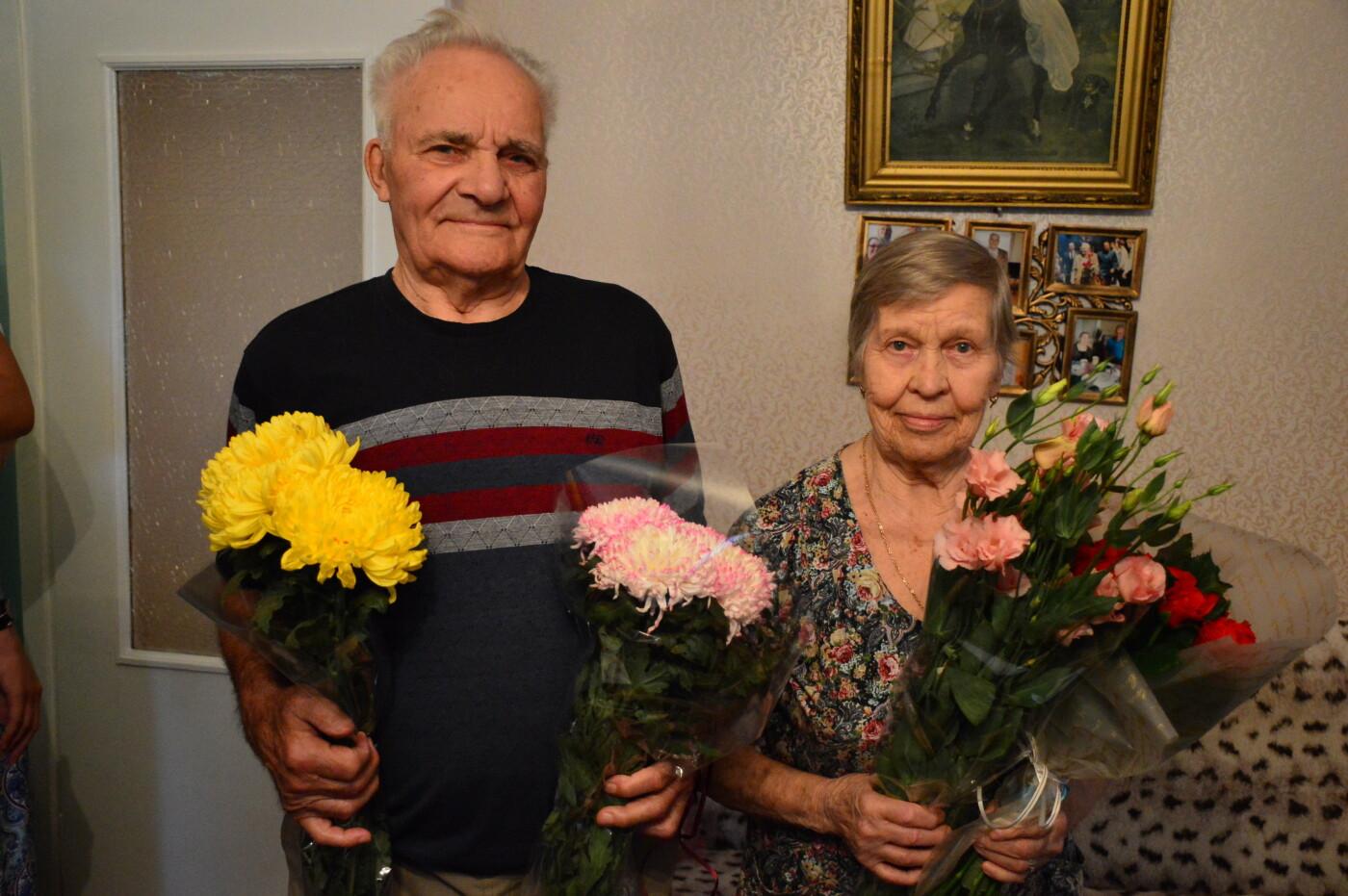 В Гаспре поздравили с 92-летием ветерана ВОВ и труда Ивана Михайлова, фото-1