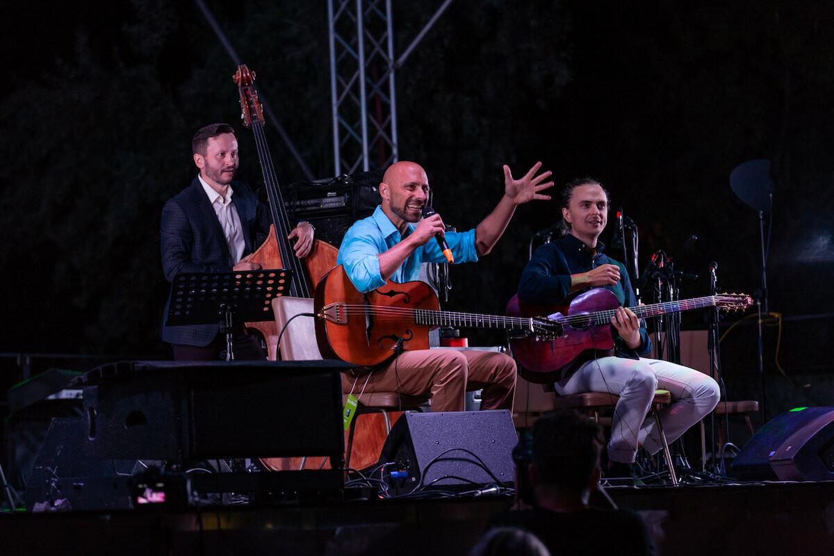 В Коктебеле завершился одиннадцатый  международный джазовый фестиваль «LiveinBlue Bay-2019», фото-4