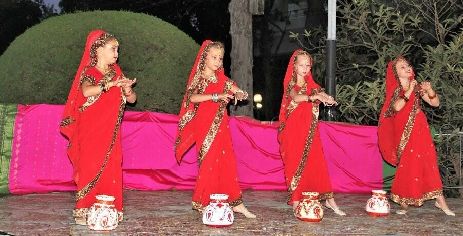 Образцовый ансамбль танца народов Востока из Кореиза «Нартаки» отметил свое 27-летие, фото-2