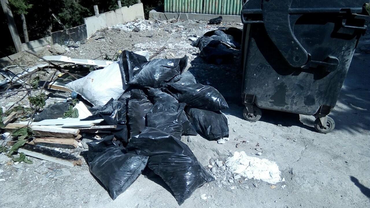 В Ялте стало чище на  78,6 тонн строительного мусора, фото-2