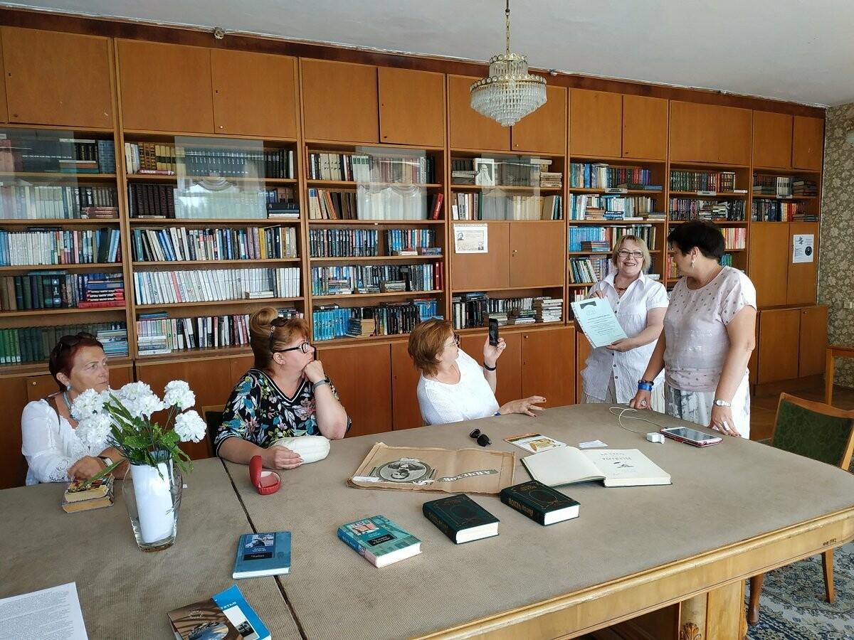 В санатории «Дюльбер» обсудили творчество Антона  Чехова и Сергея Рахманинова , фото-2