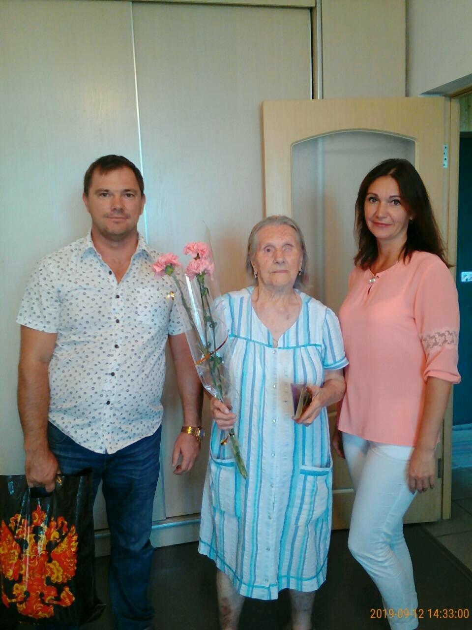 Четыре жителя Ялты отметили 90-летние юбилеи, фото-4