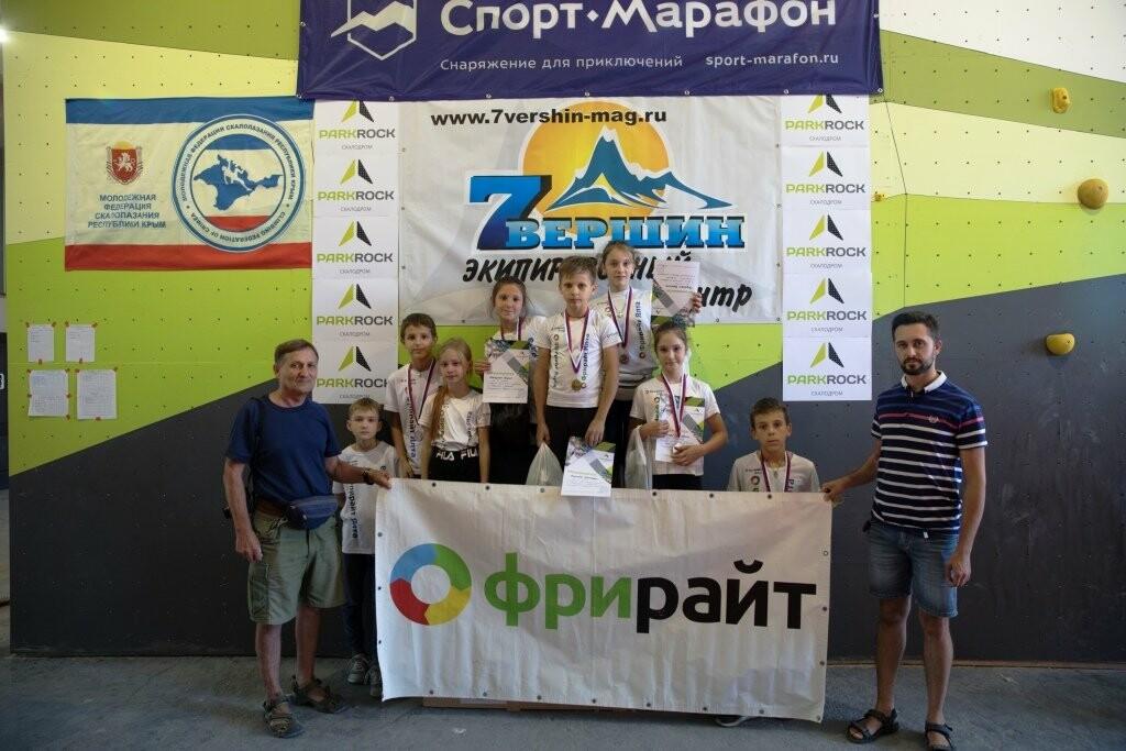 Скалолазы Ялты завоевали 6 медалей Открытого Первенства Молодёжной ФСРК, фото-3