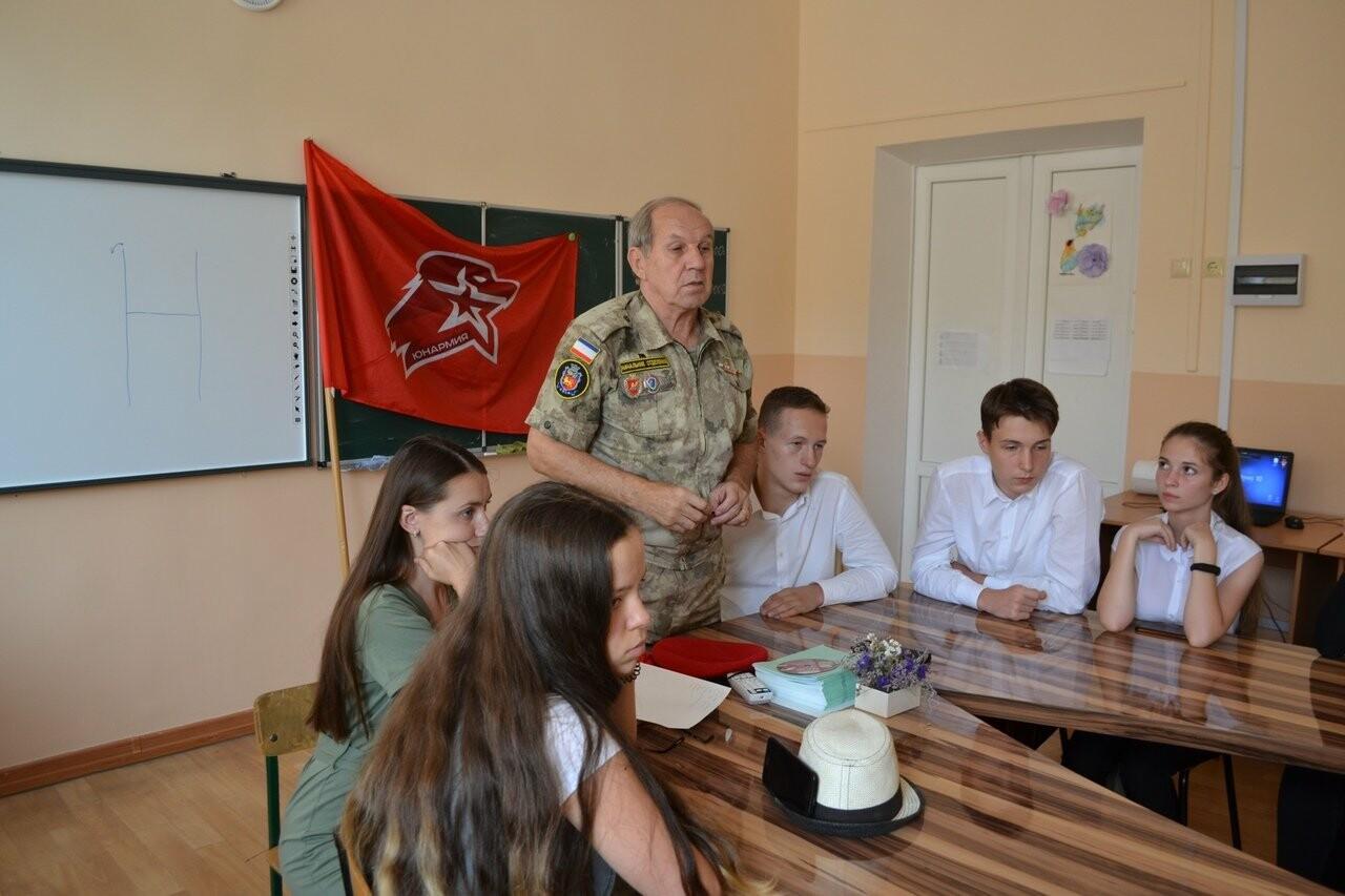 В Ялте активно развивается движение «Юнармии», фото-2