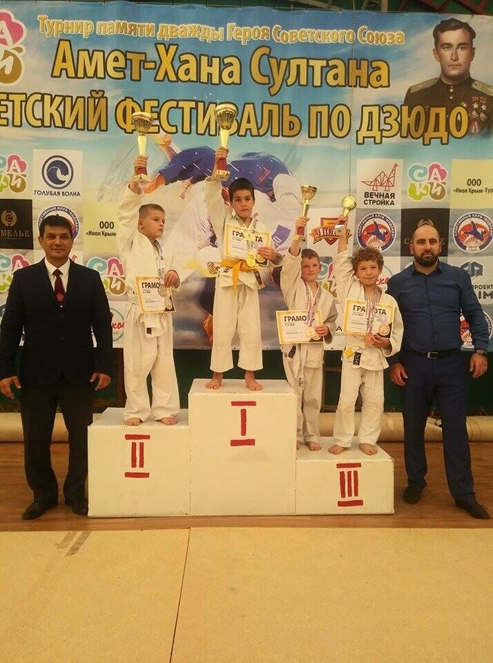 Дзюдоисты Ялты завоевали медали на турнире, посвященном Амет–Хану Султану (ОБНОВЛЕНО), фото-1