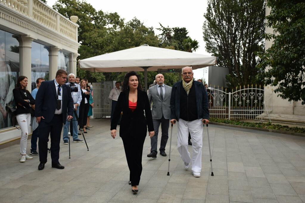 Глава администрации Ялты вручил приз зрительских симпатий на фестивале «Евразийский мост», фото-10